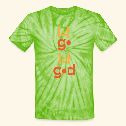 LGLG #11 - Unisex Tie Dye T-Shirt