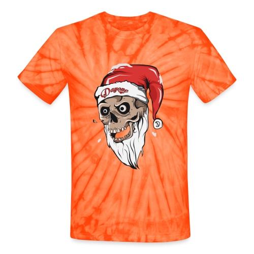 santskull - Unisex Tie Dye T-Shirt