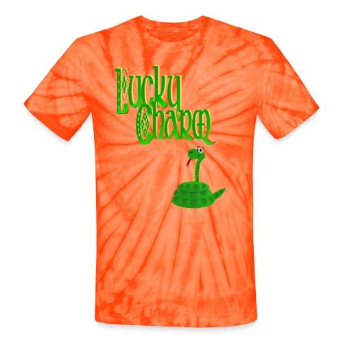 Lucky Charm - Unisex Tie Dye T-Shirt