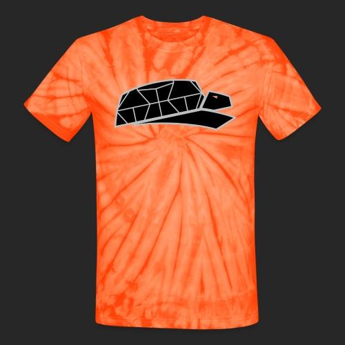 Turtle Go - Unisex Tie Dye T-Shirt