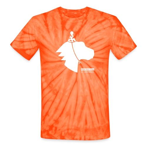 MDN 15th Anniversary - Unisex Tie Dye T-Shirt