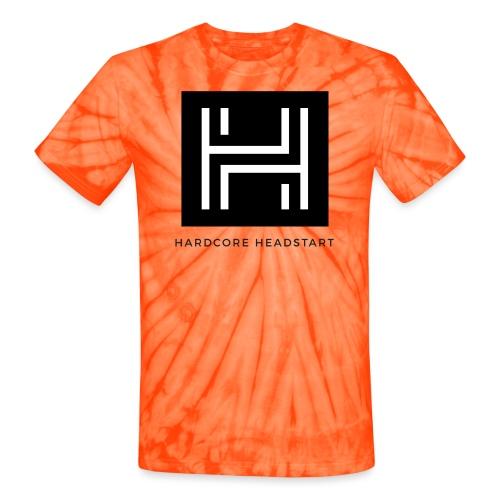 Hardcore Headstart m - Unisex Tie Dye T-Shirt