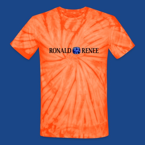 RONALD RENEE BIG - Unisex Tie Dye T-Shirt