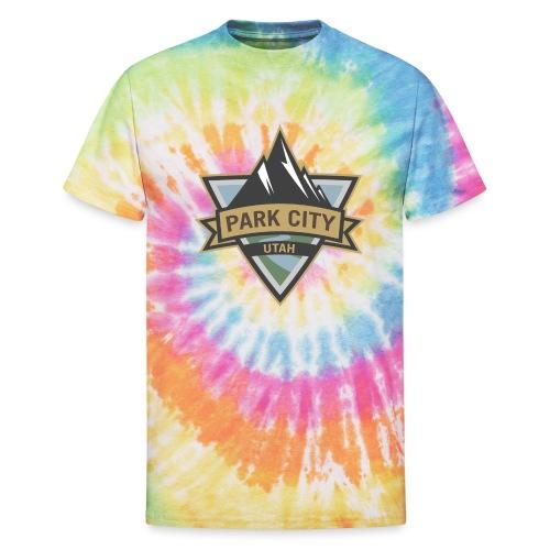 Park City, Utah - Unisex Tie Dye T-Shirt