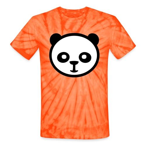 Panda bear, Big panda, Giant panda, Bamboo bear - Unisex Tie Dye T-Shirt