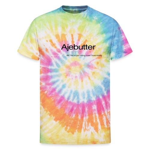 ajebutter - Unisex Tie Dye T-Shirt