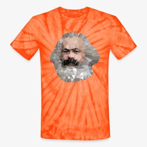 Marx - Unisex Tie Dye T-Shirt