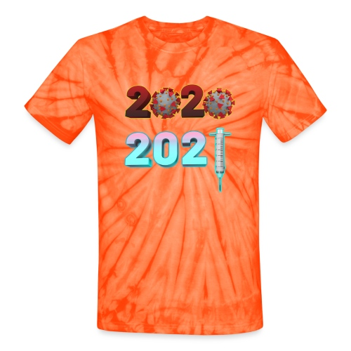 2021: A New Hope - Unisex Tie Dye T-Shirt