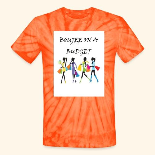 Boujee - Unisex Tie Dye T-Shirt