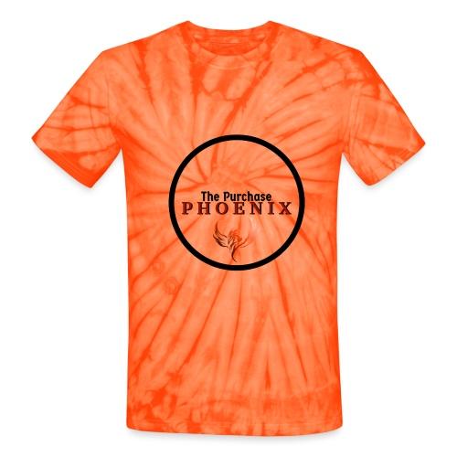 The Phoenix Logo - Unisex Tie Dye T-Shirt