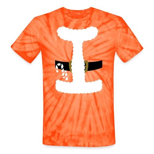 SANTA CLAUS SUIT - Men's Polo Shirt - Unisex Tie Dye T-Shirt