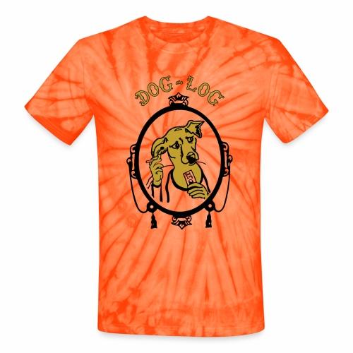 doglog - Unisex Tie Dye T-Shirt