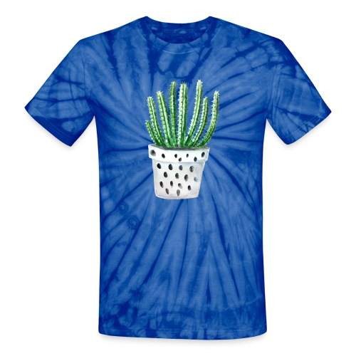 Cactus - Unisex Tie Dye T-Shirt
