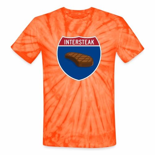 Intersteak - Unisex Tie Dye T-Shirt