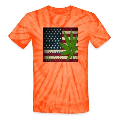 Political humor - Unisex Tie Dye T-Shirt