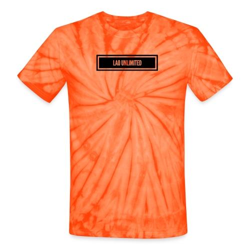 Lao Unlimited - Unisex Tie Dye T-Shirt