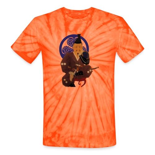 Ieyasu - Unisex Tie Dye T-Shirt
