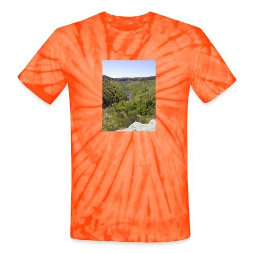 LRC - Unisex Tie Dye T-Shirt