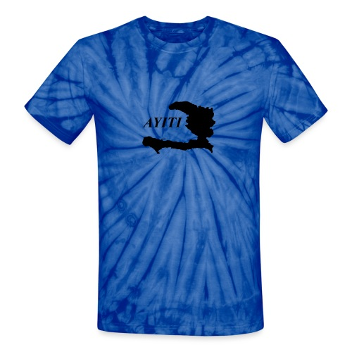 Hispaniola - Unisex Tie Dye T-Shirt
