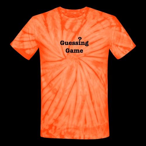 Question - Unisex Tie Dye T-Shirt