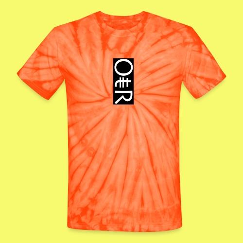 OntheReal ladylike - Unisex Tie Dye T-Shirt