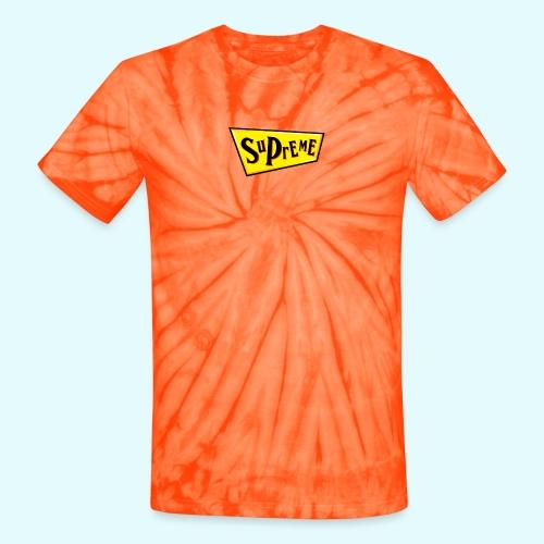 Supreme Schmackos - Unisex Tie Dye T-Shirt