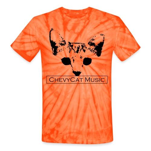 ChevyCat - Unisex Tie Dye T-Shirt