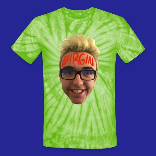 VIRGIN - Unisex Tie Dye T-Shirt