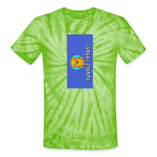 logo iphone5 - Unisex Tie Dye T-Shirt