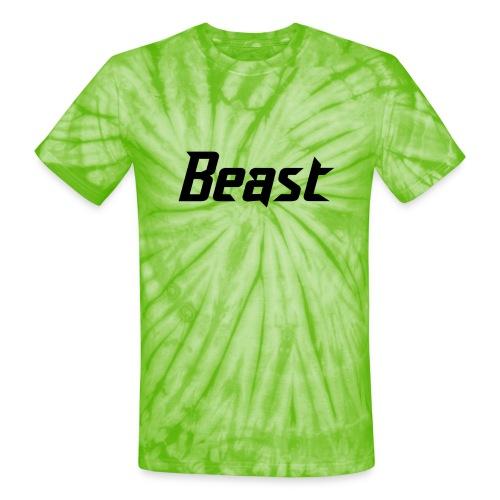 BEAST - Unisex Tie Dye T-Shirt