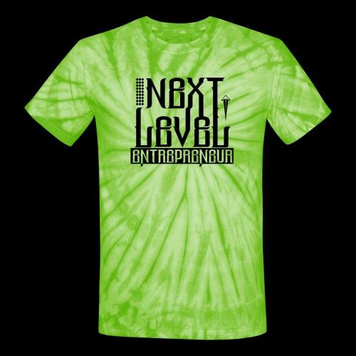 NEXT LEVEL ENTREPRENEUR - Unisex Tie Dye T-Shirt