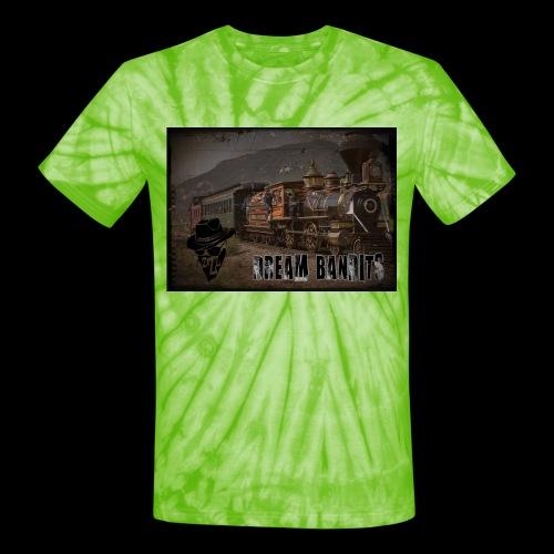 Dream Bandits Vintage SE - Unisex Tie Dye T-Shirt