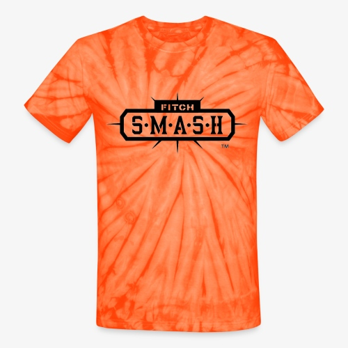 Fitch SMASH LLC. Official Trade Mark 2 - Unisex Tie Dye T-Shirt