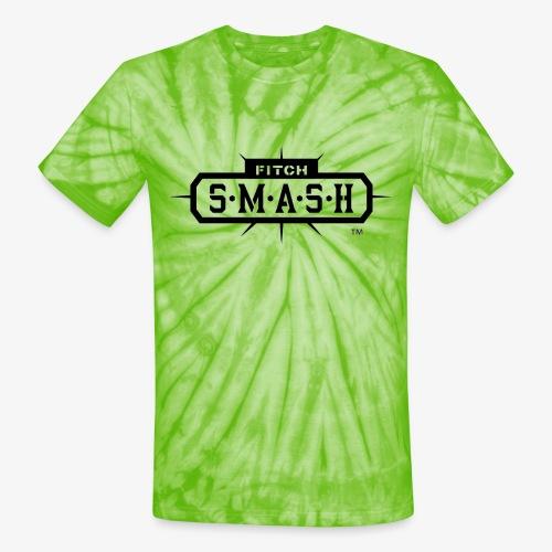 Fitch SMASH LLC. Official Trade Mark 2 - Unisex Tie Dye T-Shirt