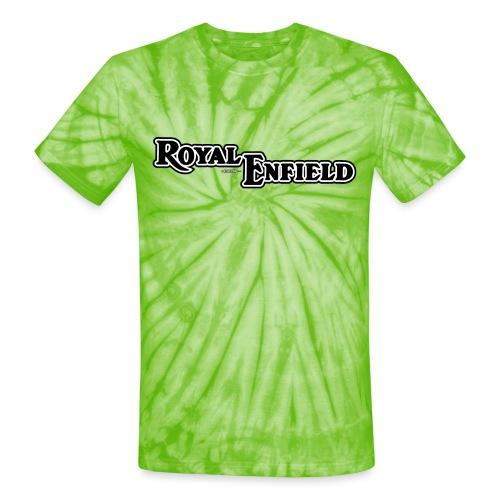 Royal Enfield - AUTONAUT.com - Unisex Tie Dye T-Shirt