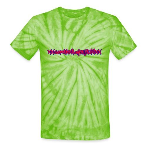 Logo - Unisex Tie Dye T-Shirt