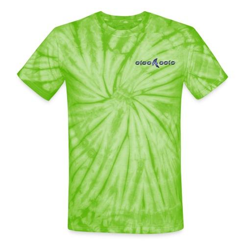 Banner Black - Unisex Tie Dye T-Shirt