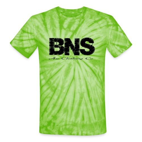 BNS Au Clothing Co - Unisex Tie Dye T-Shirt