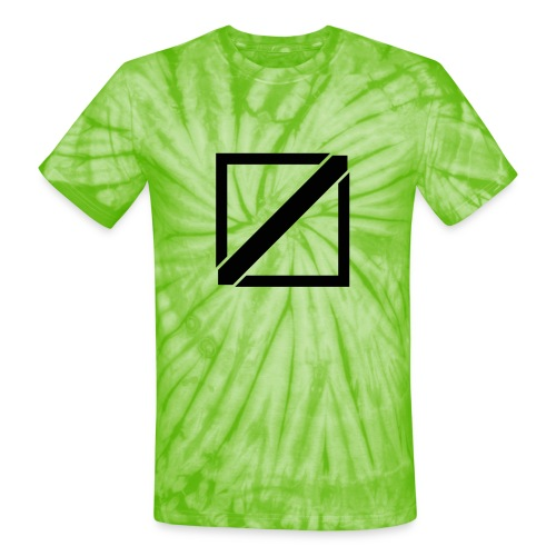 First and Original Design of Divided Clothing - Unisex Tie Dye T-Shirt