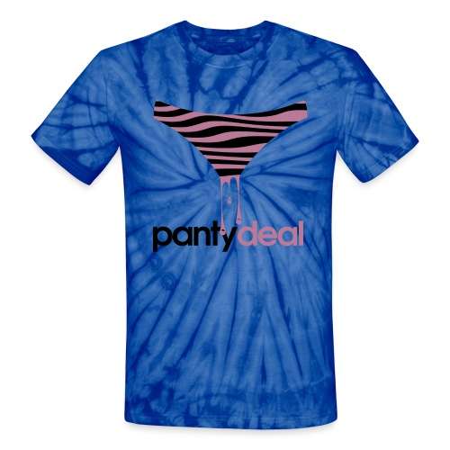 Panty - Unisex Tie Dye T-Shirt