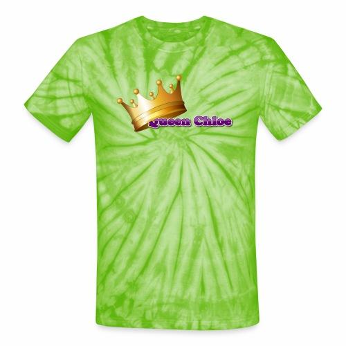 Queen Chloe - Unisex Tie Dye T-Shirt