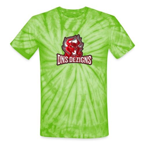 DNS Original - Unisex Tie Dye T-Shirt