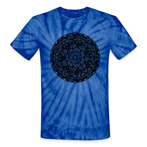 Circle No.2 - Unisex Tie Dye T-Shirt