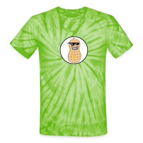 Salty Peanut - Unisex Tie Dye T-Shirt