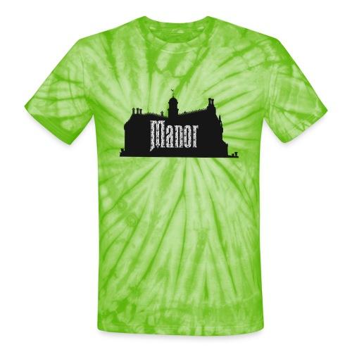 Manor - Unisex Tie Dye T-Shirt
