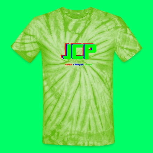 James Christian Plays! Original Set - Unisex Tie Dye T-Shirt