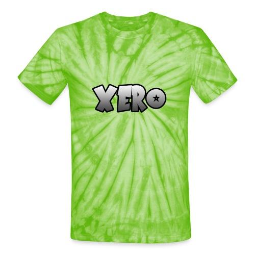 Xero (No Character) - Unisex Tie Dye T-Shirt