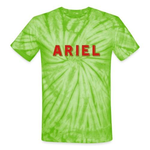Ariel - AUTONAUT.com - Unisex Tie Dye T-Shirt