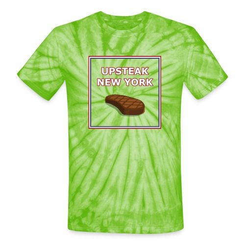 Upsteak New York | July 4 Edition - Unisex Tie Dye T-Shirt