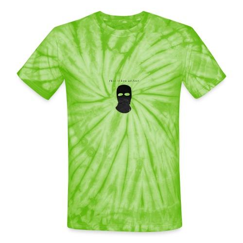 Khari Presents This Is How We Feel - Unisex Tie Dye T-Shirt
